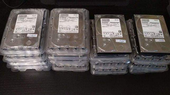 Диски Toshiba 2-10TB DT01ACA300, MG04ACA600E, MG06ACA800E, MG06ACA10TE