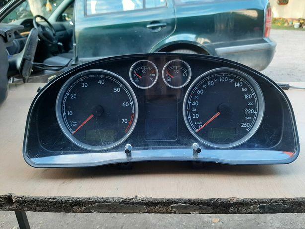Licznik zegary vw passat b5 LIFT 2001r benzyna VDO EUROPA