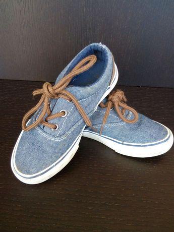 Sapatos de menino: lonas/sapatilhas/ténis, em azul, da Zippy - N.° 27