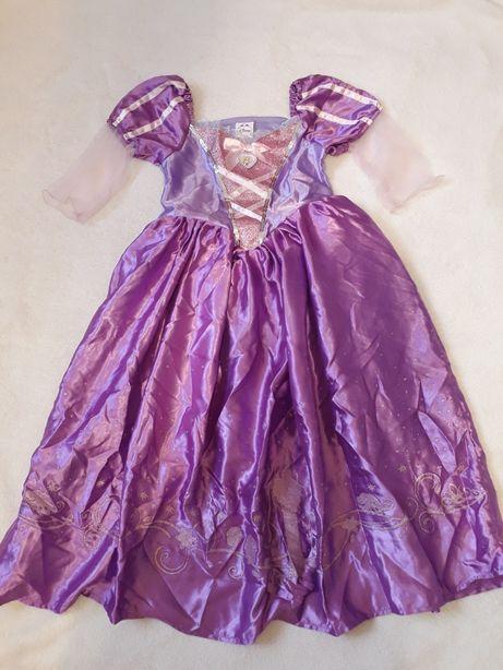 Детское карнавальное платье Рапунцель оригинал Disney