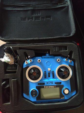 Апаратура управління FrSky Taranis Q X7S (EU, синій)