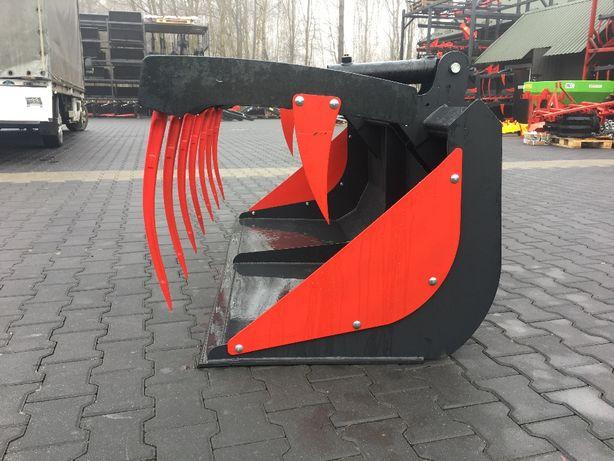 Nowy łycho - krokodyl do ładowacza czołowego eurorama transport PL