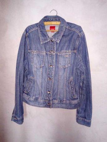 Kurtka jeansowa Esprit