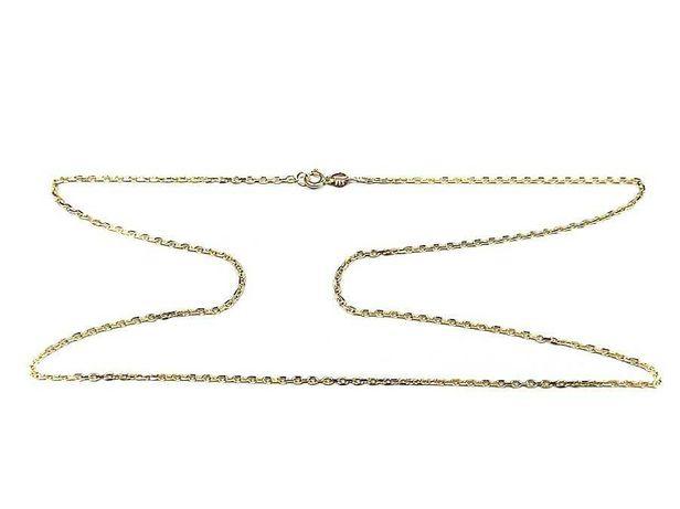 Złoty łańcuszek Ankier 585 4,27G 54CM