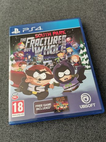 South Park The Fractured but Whole PS4 PL