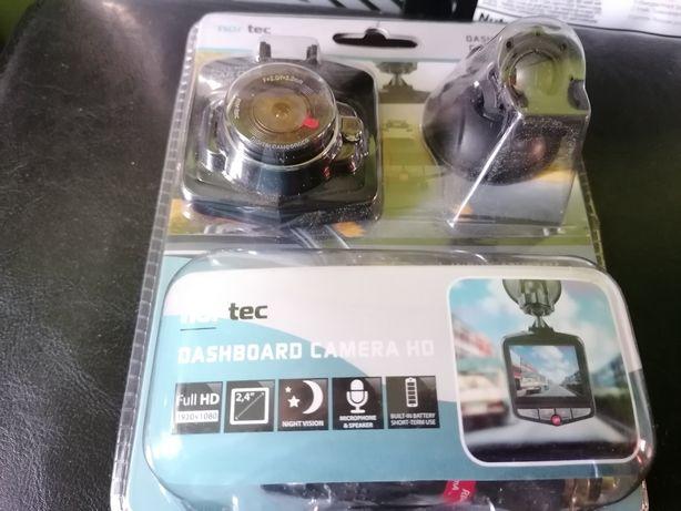 Wideo rejestrator, video kamera przód tył - uniwersalna