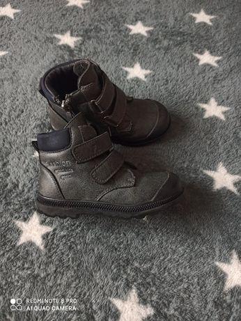 Демисезонные ботинки 24р.