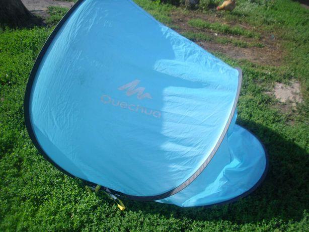 палатка 2 х містна quechua б\в