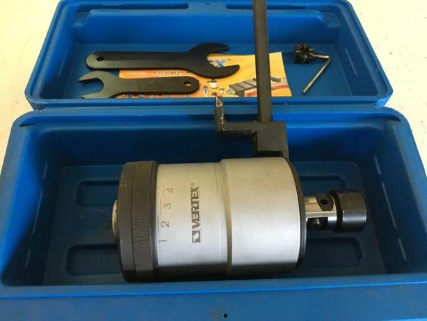 Cabeça de rosquear M8 A M20 Vertex Reversivel