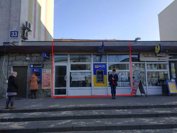 Lokal do wynajęcia Biłgoraj - handel, usługi, biura, gabinety
