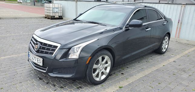Cadillac ATS 2.0 TURBO AWD 2013