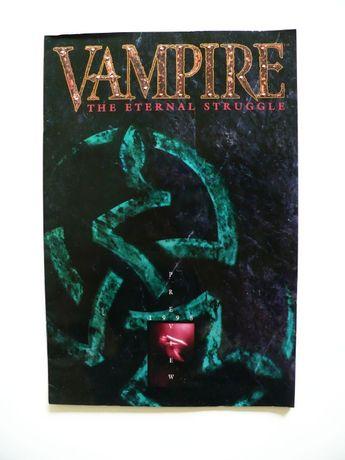 Vampire The Eternal Struggle 1995 Preview