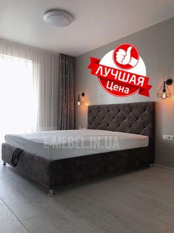 Кровать Мягкая Акция До 25.01! + Подъёмный Газовый Механизм в Комплек