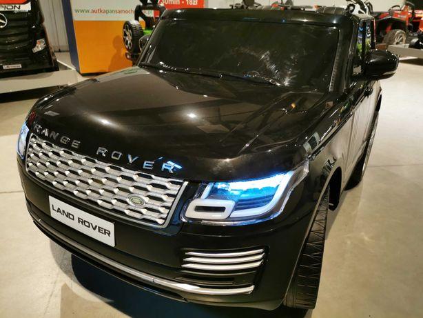 Land Rover 2-osobowy auto autko autka samochód akumulator zabawki