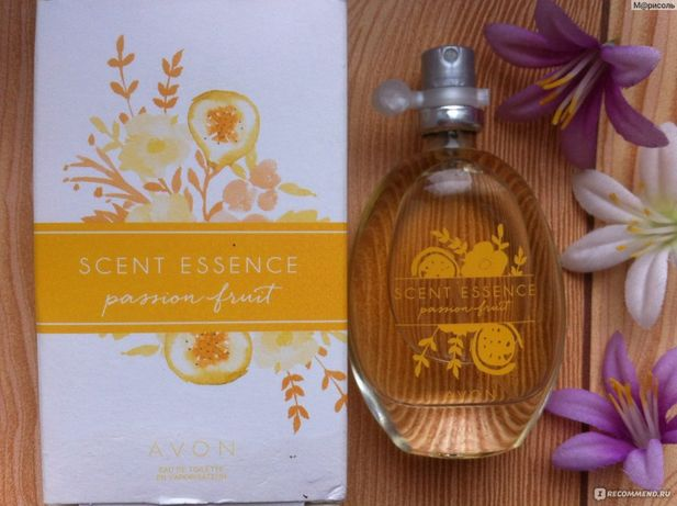 Туалетная вода Avon Scent Essence Passion Fruit