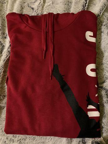 Bluza męska Nike Jordan czerwona M