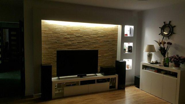 tapety panele samoprzylepne 60x15 kamień naturalny ściana okazja