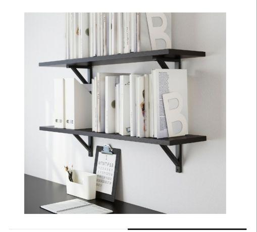 IKEA Podpórki do książek 2 szt.