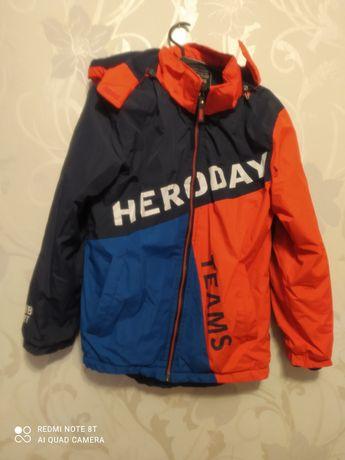 Куртка осень на мальчика