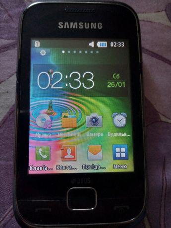 Samsung rex 60 GT-S7262 Java телефон оригинал