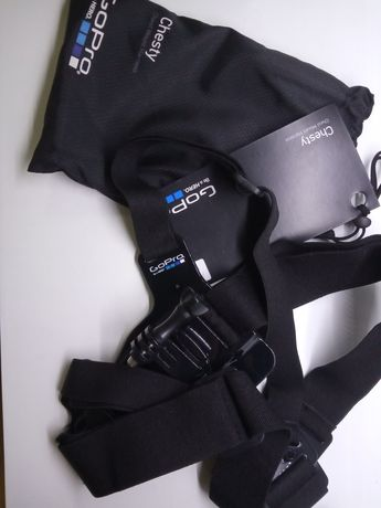 Chesty, Chest Mount Harness GoPro SELADO