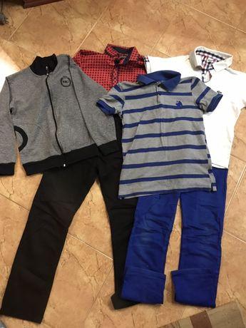 Одежда (лот)на мальчика 10-12 лет