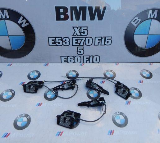 Дверные замки BMW X5 F15 замок правый левый передний задний БМВ Ф 15