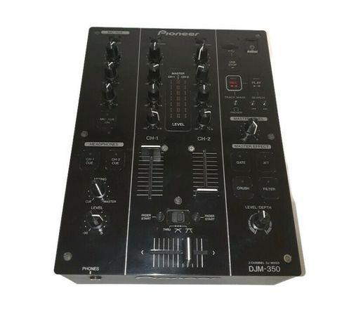 Mikser DL Pioneer DJM-350 zasilacz walizka