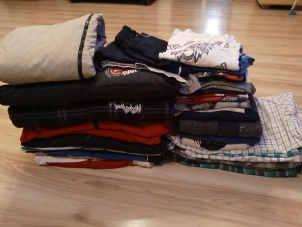 Zestaw ubrani dla chłopca 140/146