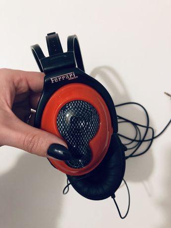Nowe słuchawki Ferrari