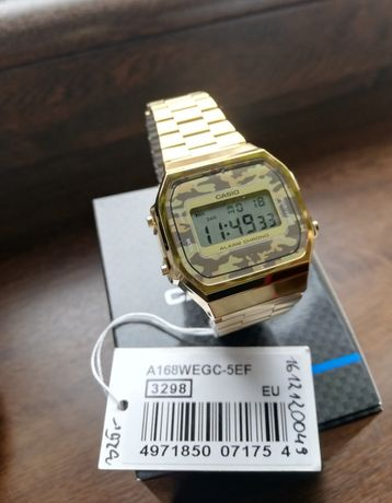 Zegarek Casio nowy pudełko