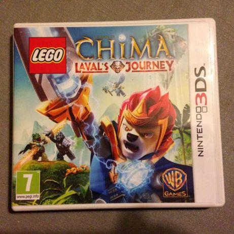 Jogo Nintendo 3DS Chima