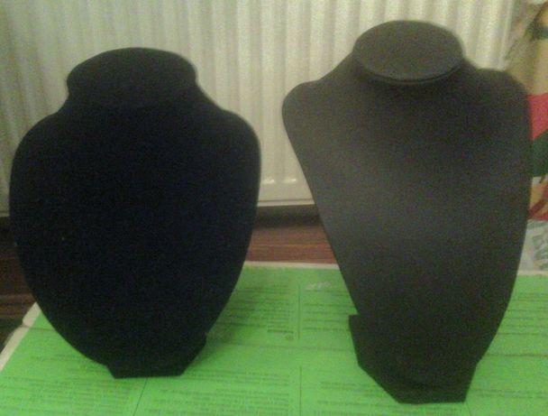Подставки под бижутерию, колье ( бархат, искусственная кожа) 10 штук