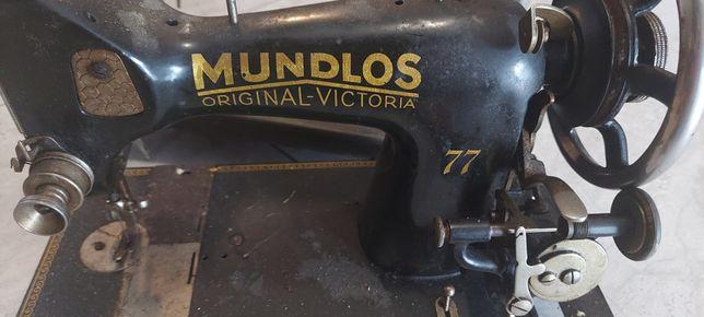 Maszyna Singer oraz Mundlos