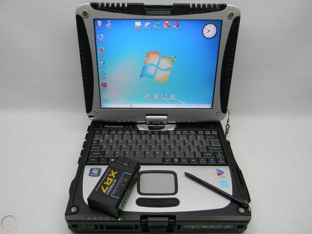 Защищенный сенсорный ноутбук Panasonic TOUGHBOOK CF18 сенсорный