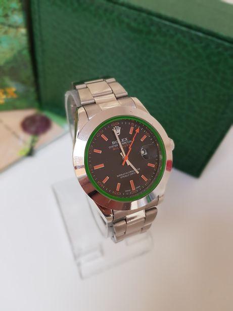 Zegarek męski Rolex Milgauss Nowy srebrny Submariner