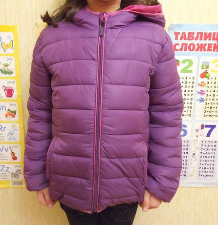 Курточка демисезонная для девочки, детская курточка