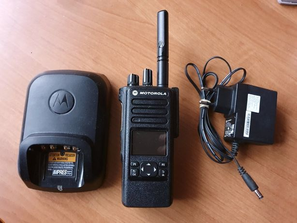 Radiotelefon Motorola DP4600e UHF MotoTRBO DMR