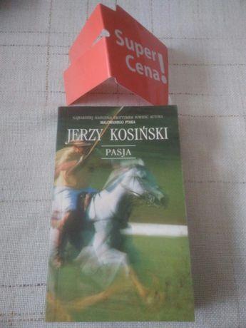 """książka """"Pasja"""" Jerzy Kosiński"""