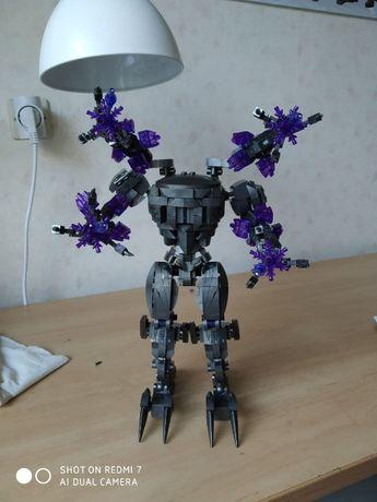 Конструктор Sembo 107061 боевой робот инопланетян