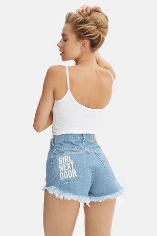Szorty jeansowe PLNY LALA nowe