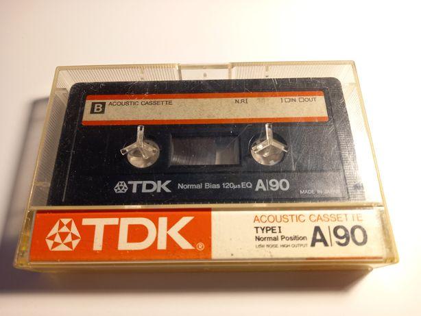 Kaseta magnetofonowa TDK A90