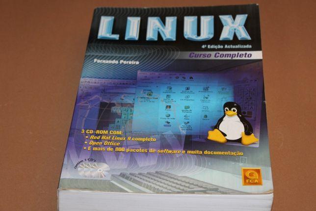 Linux 4ª Edição Actualizada de Fernando Pereira