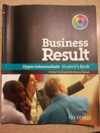 NOWY Podręcznik do angielskiego Business RESULT z płytą