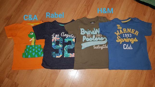 Bluzki. Rabel C&A H&M