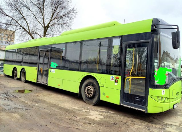 Автобус Solaris 2010 г вып.