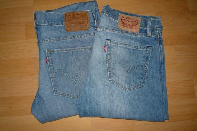 Spodnie Jeans młodzieżowe roz L ,XL W34L32 * Levis Model 511