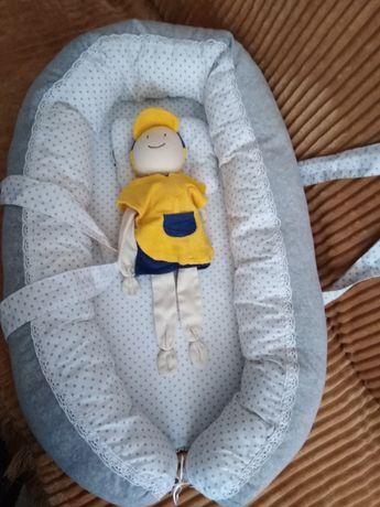 Продам Кокон-гнездышко для новорождённых детей.