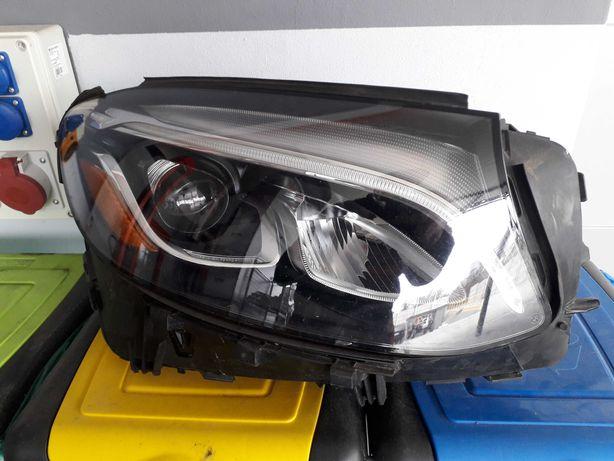Lampa Prawa Mercedes GLC COUPE usa