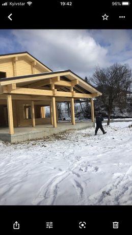 Строительство каркасных домов | дома из бруса | деревянные дома